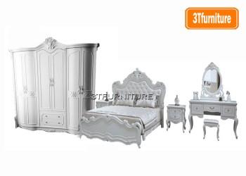 ชุดห้องนอน Louise Set2