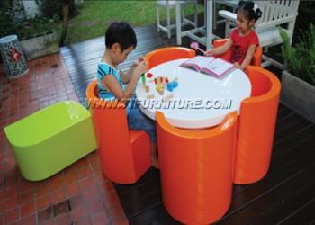 ชุดโต๊ะเด็ก KIDSET-1