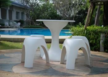 ชุดโต๊ะสนาม IDEE SET-2