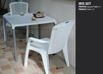 ชุดโต๊ะกาแฟ IRIS SET