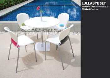 ชุดโต๊ะกาแฟ LULLABYE SET