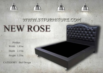 ฐานรองที่นอนSpecial3T รุ่น New ROSE 6 ฟุต
