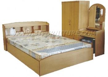 ชุดห้องนอนโครงการ Bed Set01