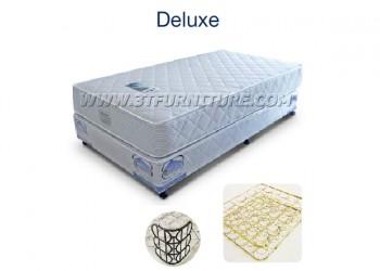 ที่นอนโครงการ รุ่น Delux
