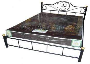 เตียงเหล็ก IRONBED01