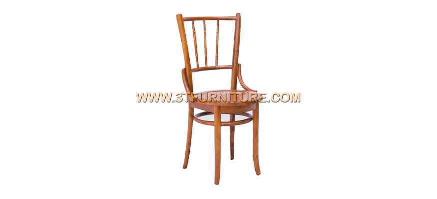 เก้าอี้ไม้สัก เชคโก