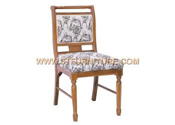 เก้าอี้ชุดรับแขกไม้สัก นันทิยา